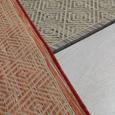 Ravno Tkana Preproga Maxima 1 - rdeča, Moderno, tekstil (80/150cm) - Mömax modern living