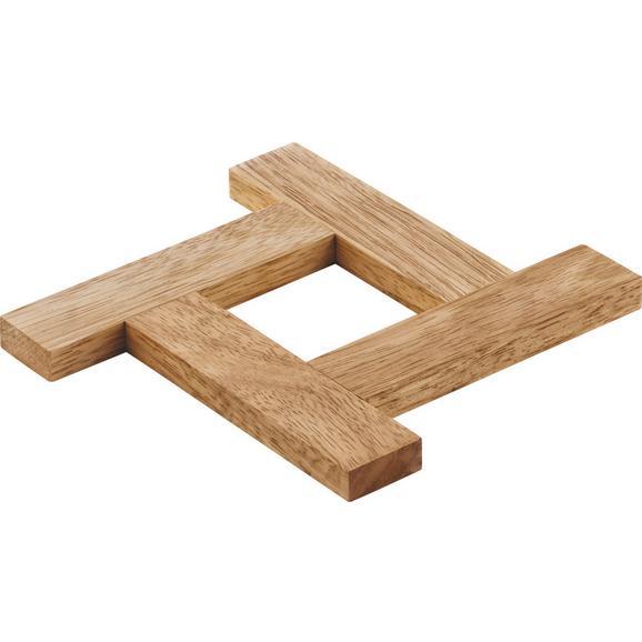 Podstavek Za Posodo Gregor -top- - naravna, Konvencionalno, les (18/1,2cm) - Mömax modern living