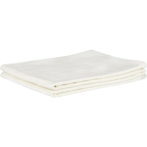 Pregrinjalo Solid One - naravna, tekstil (140/210cm)
