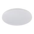 LED-Deckenleuchte Andreas max. 48 Watt - Weiß, ROMANTIK / LANDHAUS, Kunststoff/Metall (58/7cm) - Premium Living