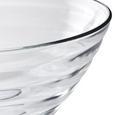 Schüsselset 2-teilig Rösle - Klar, KONVENTIONELL, Glas (17/7,1/17cm) - Rösle