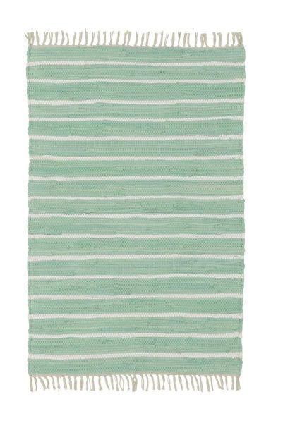 Szőnyeg Toni 1 - zöld, modern, textil (60/120cm) - MÖMAX modern living