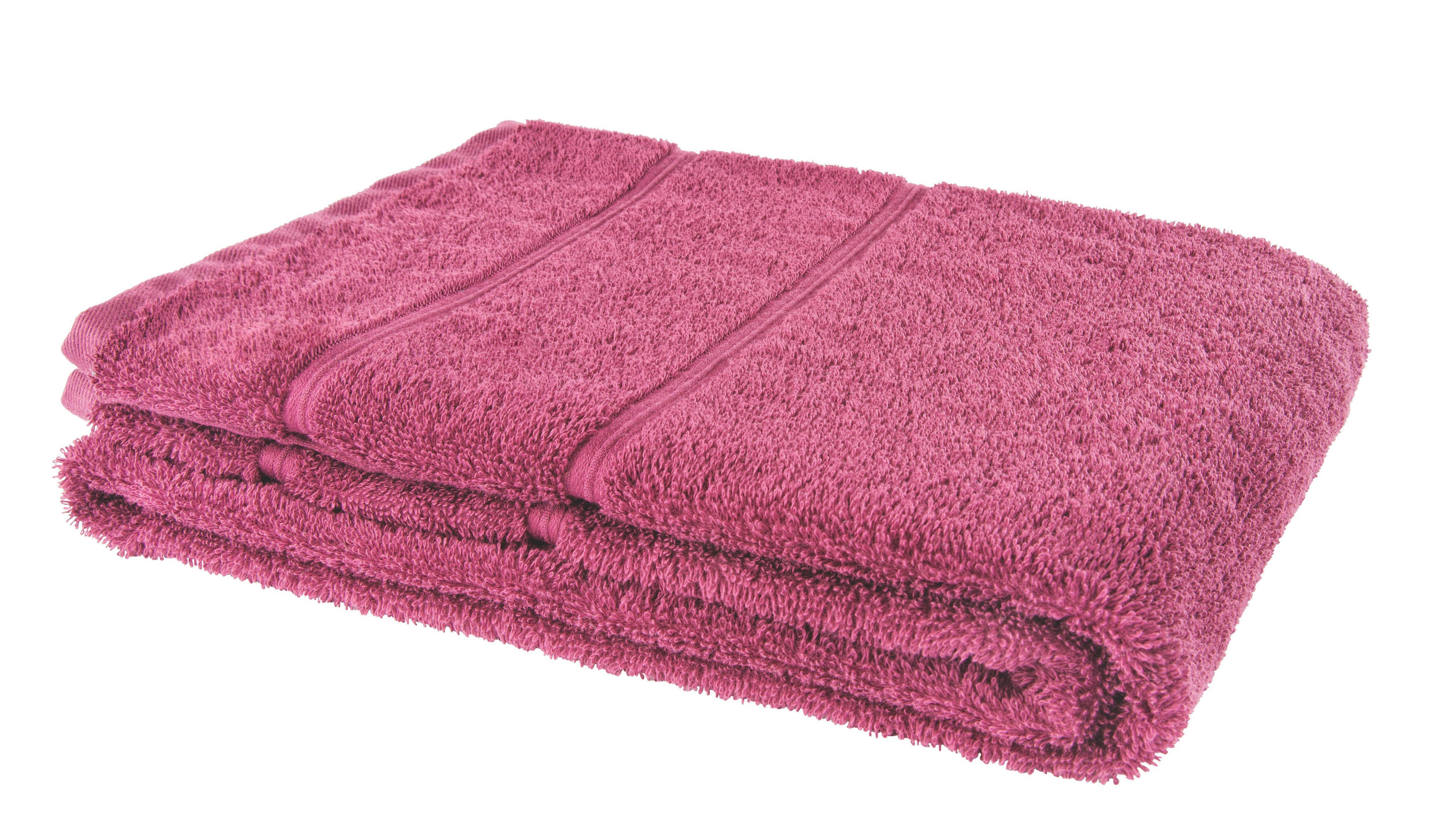 Fürdőlepedő Melanie - lila, textil (70/140cm) - MÖMAX modern living