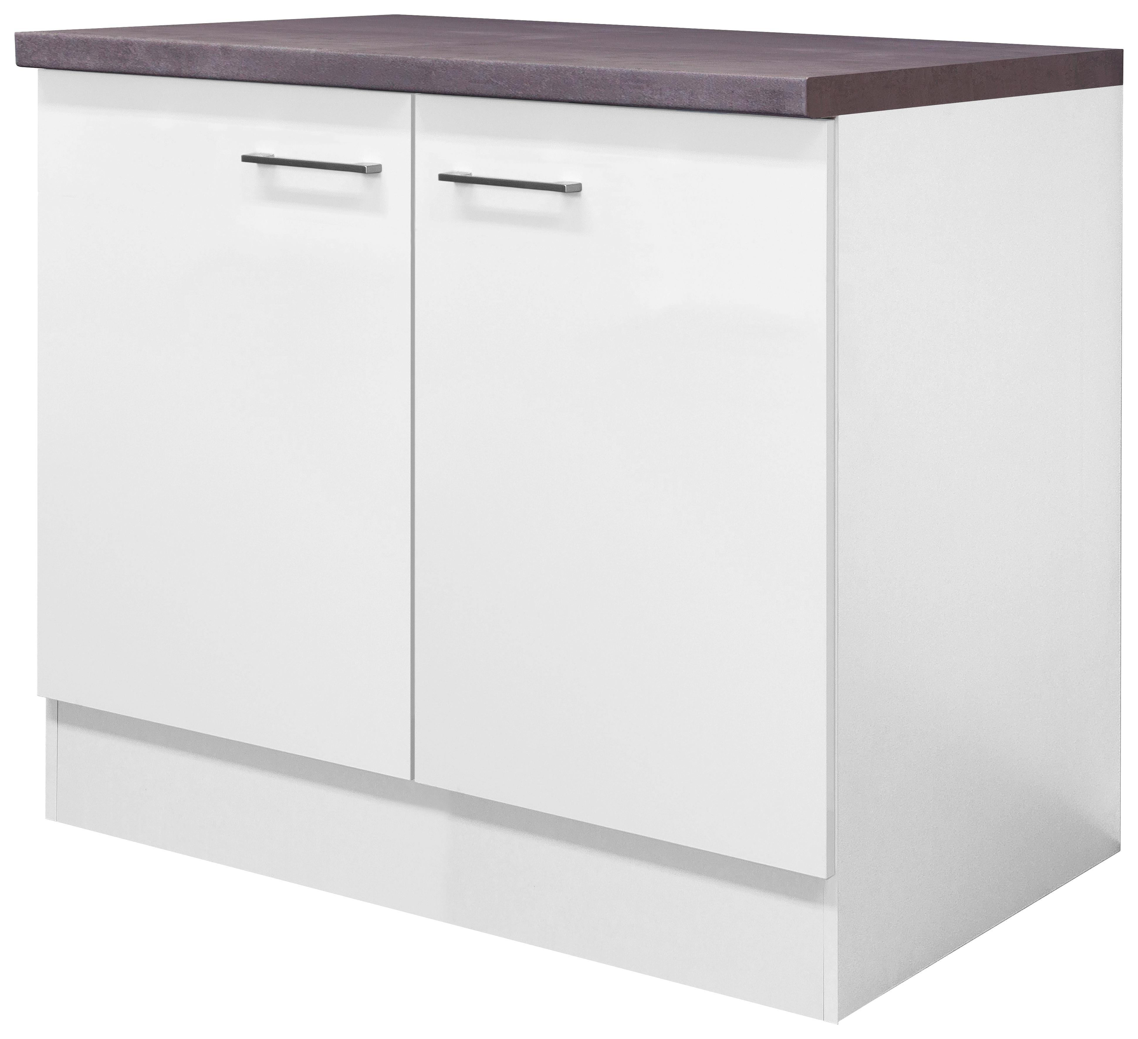 Roller kuchenschranke einzeln for Gunstige kuchenunterschranke