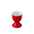 Eierbecher Sandy in Rot - Rot, KONVENTIONELL, Keramik (4,8/6,5cm) - Mömax modern living
