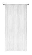 Zsinórfüggöny Franz - Fehér, Textil (90/245cm) - Mömax modern living