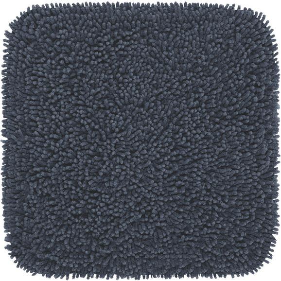 Badematte Jenny Anthrazit 50x50cm - Anthrazit, Textil (50/50cm) - Mömax modern living