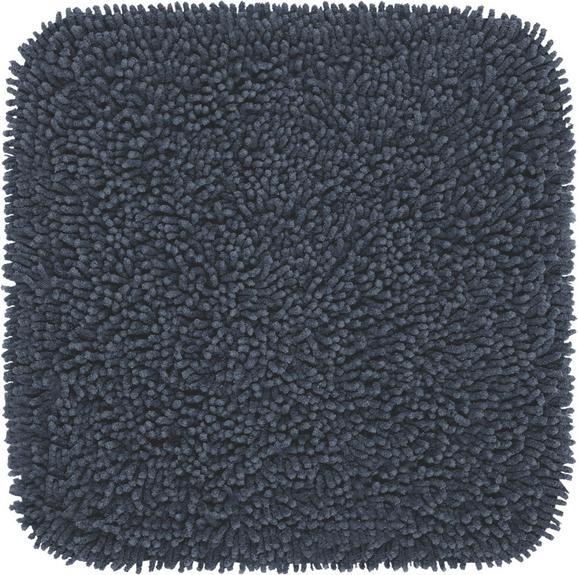 Badematte Jenny Anthrazit - Anthrazit, Textil (50/50cm) - MÖMAX modern living