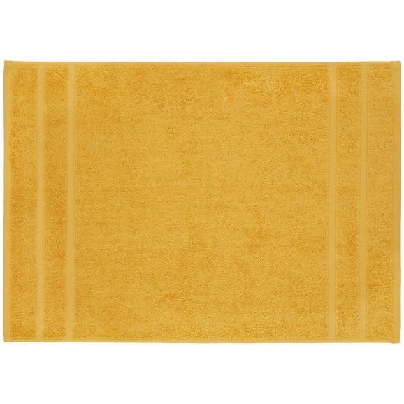 Kupaonski Otirač Melanie - žuta, tekstil (50/70cm) - Mömax modern living