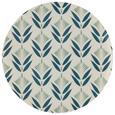 Dessertteller Agnes Verschiedene Designs - Blau/Naturfarben, MODERN, Holz/Holzwerkstoff (20cm) - Mömax modern living