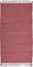 Fleckerlteppich Julia ca. 70x230cm - Beere, Textil (70/230cm) - Mömax modern living