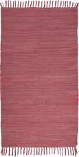 Rongyszőnyeg Julia - Bogyó, Textil (70/230cm) - Mömax modern living