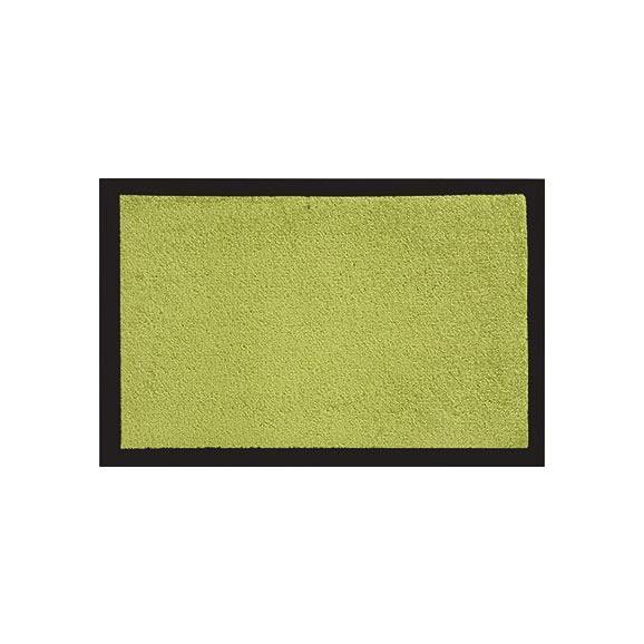 Fußmatte Eton Grün, ca. 60x80cm - Grün, LIFESTYLE, Textil (60/80cm) - Mömax modern living