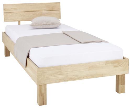 Image of Bett aus Eiche massiv ca. 95x80cm