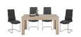 Jedilna Miza Linate - hrast tartuf, Moderno, leseni material (160-220/76/90cm) - MÖMAX modern living