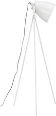 Stehleuchte Sven - Weiß, Metall (60/60/150cm) - Mömax modern living