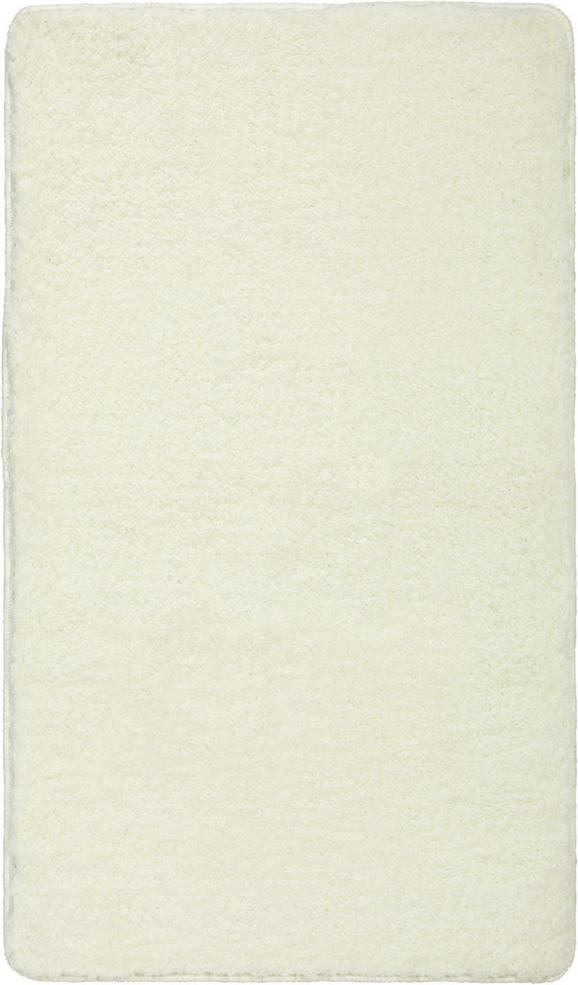 Badematte Christina ca. 70x120cm - Weiß, Textil (70/120cm) - MÖMAX modern living