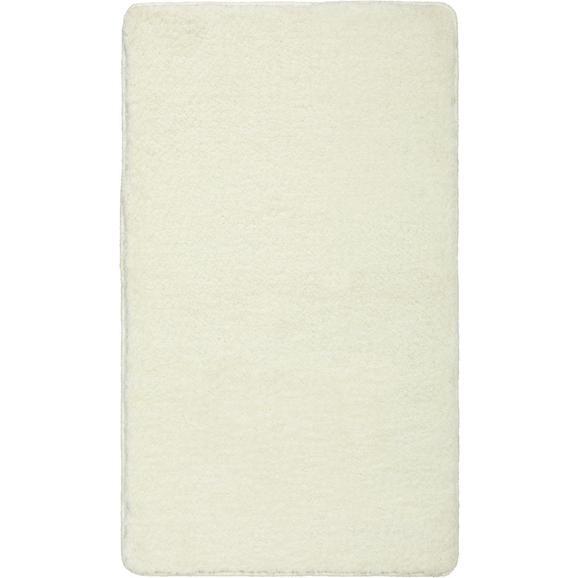 Badematte Christina Weiß 70x120cm - Weiß, Textil (70/120cm) - Mömax modern living