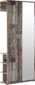 Garderobe in Eiche - MODERN, Holzwerkstoff (80/192/31cm) - Mömax modern living