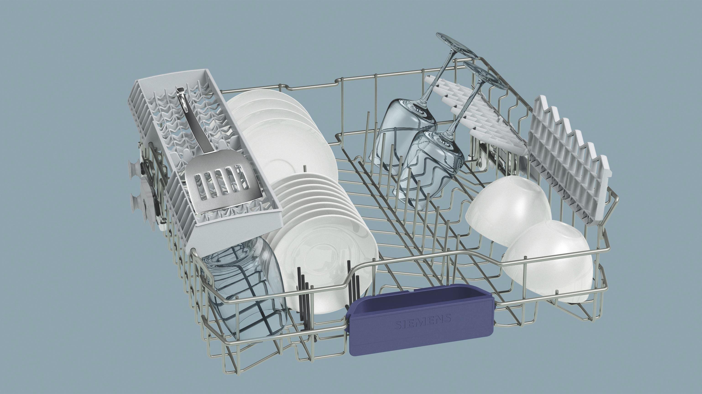 Geschirrspüler Siemens Sn66p030eu, EEZ A++ - MODERN, Metall (59,8/81,5/55cm) - SIEMENS