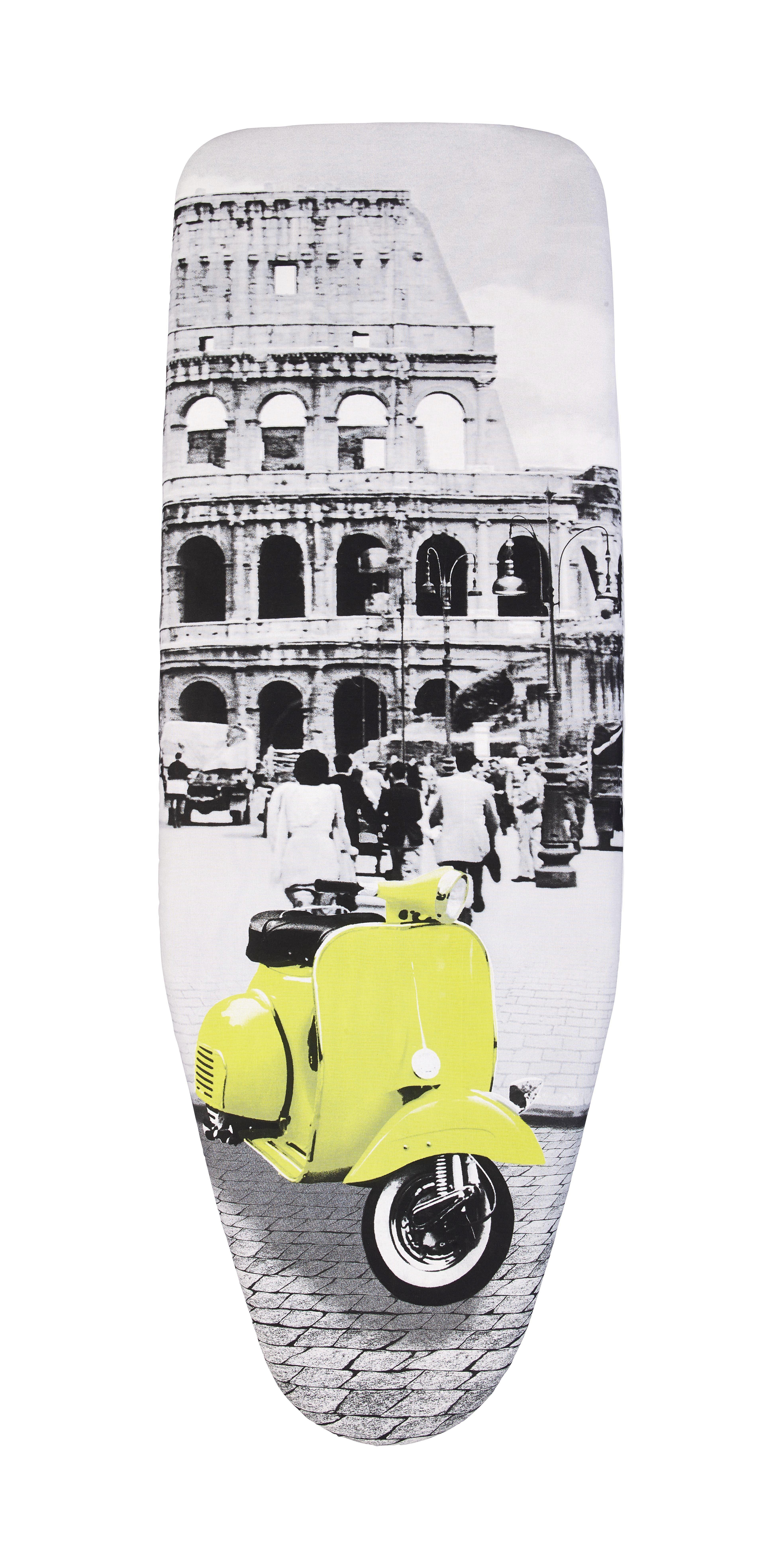 Vasalódeszka Huzat Gina - multicolor, textil (46/124cm) - MÖMAX modern living