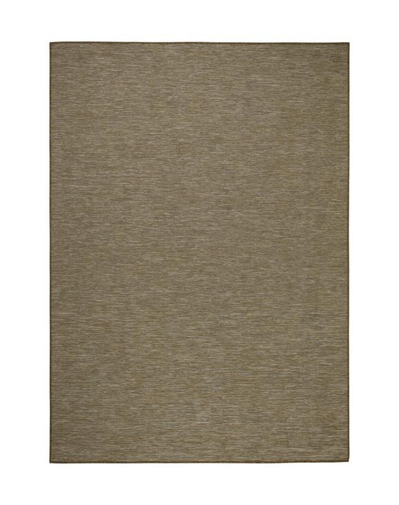 Flachwebeteppich Medina Beige 80x150cm - Beige, MODERN, Textil (80/150cm) - Mömax modern living