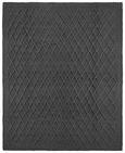 Decke Rahel ca. 130x170 cm in Grau - Grau, MODERN, Textil (130/170cm) - Mömax modern living