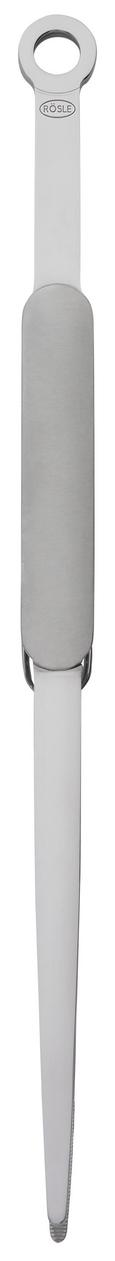 Spitzzange Rösle - Edelstahlfarben, KONVENTIONELL, Metall (31/6/2,1cm) - Rösle