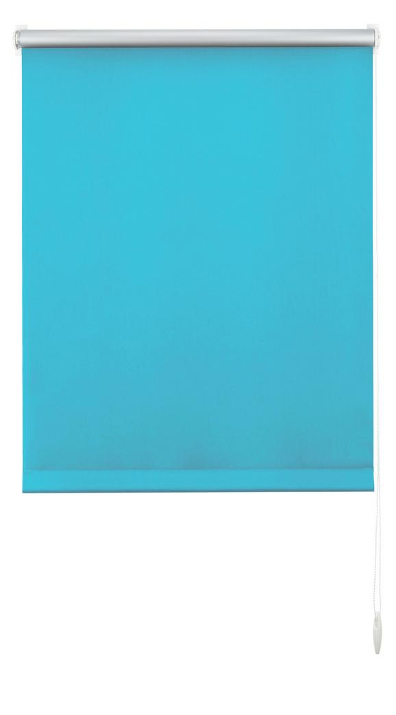 Klemmrollo Thermo in Petrol, ca. 60x150cm - Petrol, Textil (60/150cm) - MÖMAX modern living