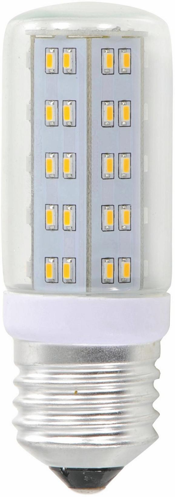 Izzó E27 4 Watt - Fehér (8.9cm)