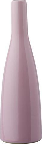 Váza Plancio Aus Keramik In Rosa - Rózsaszín, konvencionális, Kerámia (20,5cm)