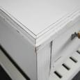 Couchtisch Lewis Vintage ca.120x60cm - Weiß, MODERN, Holz/Metall (120/60/40cm) - Bessagi Home