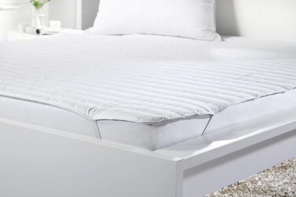 Unterbett in Weiß, ca. 140x200cm - Weiß, Textil (140/200cm) - MÖMAX modern living