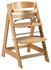 Hochstuhl Holz/Naturfarben - Naturfarben, Holz (44,5/54/80cm) - Modern Living