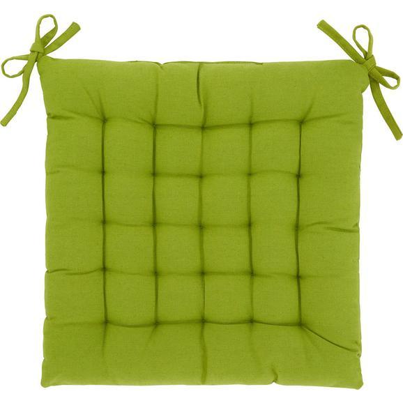 Sedežna Blazina Anke - zelena, tekstil (40/40cm) - Mömax modern living