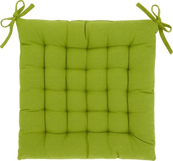 Ülőpárna Anke - zöld, textil (40/40cm) - MÖMAX modern living