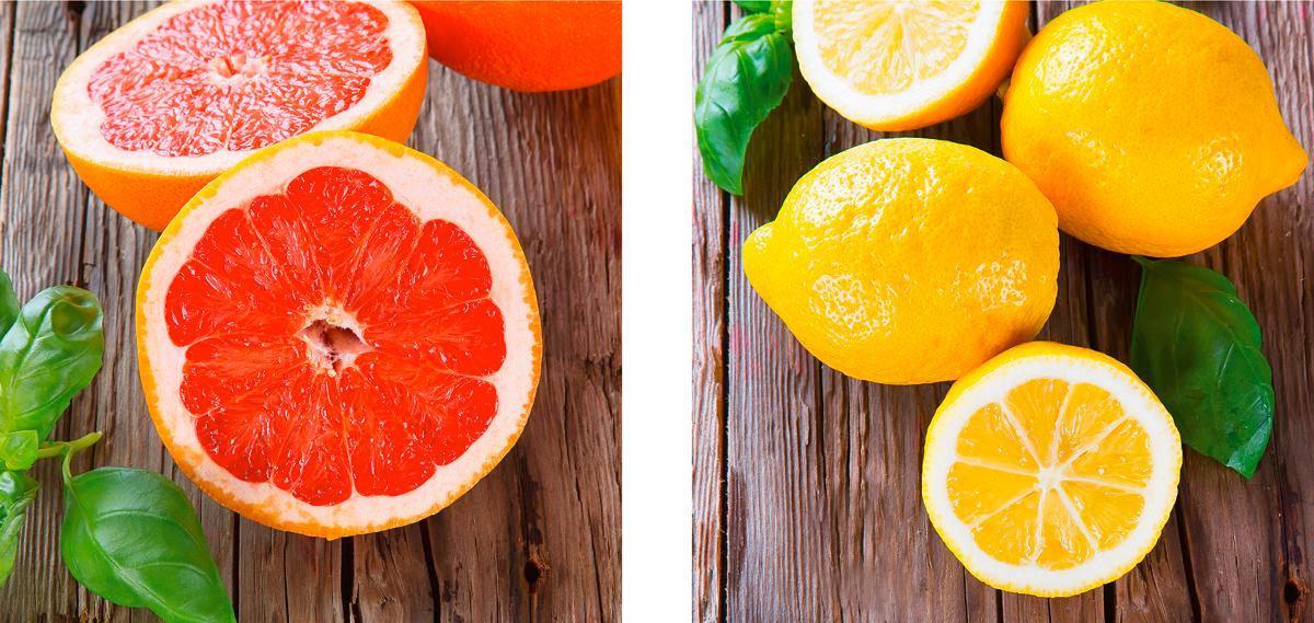 Glasbild Cool Fruits, ca. 20x40x1,7cm - Multicolor, MODERN, Glas (20/40/1,7cm)