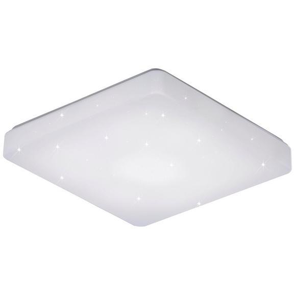 LED-Deckenleuchte Starlight max. 18 Watt - Weiß, KONVENTIONELL, Kunststoff (37/37cm) - Modern Living