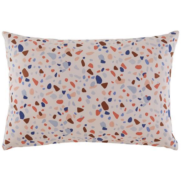 Zierkissen Terrazzo in Rosa ca. 40x60cm - Rosa, MODERN, Textil (40/60cm) - Mömax modern living