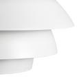 Pendelleuchte Citta - Weiß, MODERN, Metall (40/180cm) - Mömax modern living