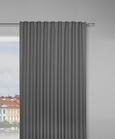 Končana Zavesa Gerd - 2-delni Set - antracit, tekstil (135/245cm) - Mömax modern living