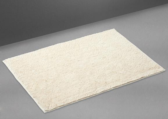 Badematte Bubble ca.60x90cm - Naturfarben, KONVENTIONELL, Textil (60/90cm) - Mömax modern living