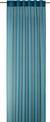 Fertigvorhang Tosca, ca. 140x245cm - Petrol, Textil (140/245cm) - Mömax modern living