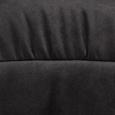 Armlehnstuhl in Grau 'Cowboy' - Buchefarben/Grau, MODERN, Holz/Kunststoff (63/80/46,5cm) - Bessagi Home