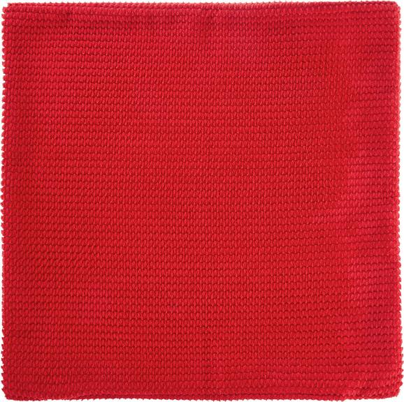Párnahuzat Maxima - Piros, konvencionális, Textil (50/50cm) - Mömax modern living