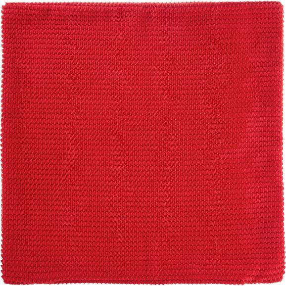Prevleka Blazine Maxima -ext- - rdeča, Konvencionalno, tekstil (50/50cm) - Mömax modern living