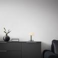Namizna Svetilka Leo - bela, Konvencionalno, kovina/umetna masa (15/21cm) - Mömax modern living