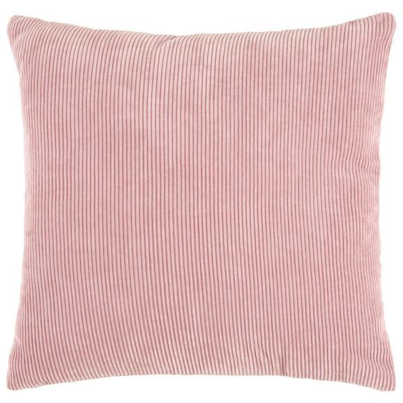 Párnahuzat Cord - Világoskék/Világosszürke, Textil (38/38cm) - Mömax modern living