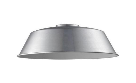 Senčnik Za Svetilko Felix - srebrna, kovina (36/36/18cm) - Mömax modern living