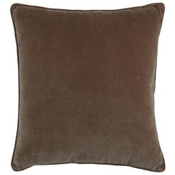 Zierkissen Susan Taupe ca. 60x60cm - Taupe, Textil (60/60cm) - Mömax modern living